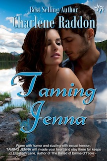 MEDIA KIT_Taming Jenna by Charlene Raddon - 500