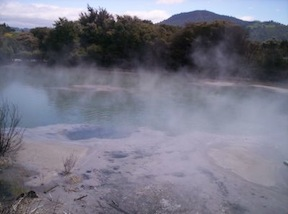 NZ Rotorua Thermal Pools