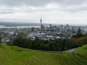NZAuckland from Mt Eden