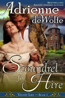 Cover_SCOUNDREL FOR HIRE