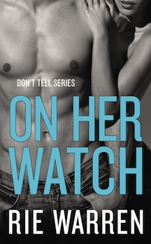 Cover_On Her Watch