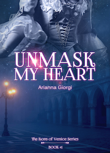 CoverUnmask My Heart copy